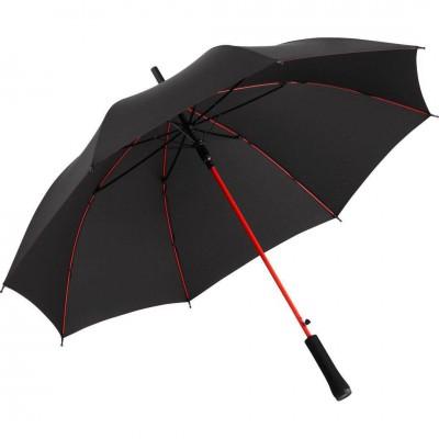 Reklaminis skėtis ryškiu stiebu MR9