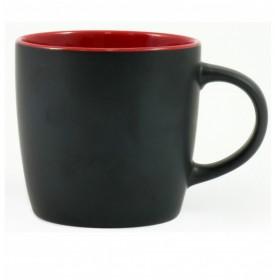 Porcelianinis puodelis su dangteliu