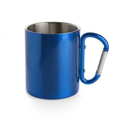 Kelioninis nerūdijančio plieno puodelis P2