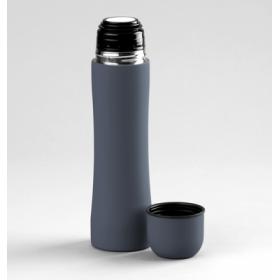 Reklaminis plastikinis tušinukas su šviečiančiu logotipu