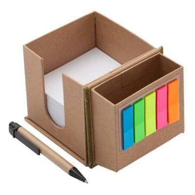 Ekologiškas lapelių rinkinys - pieštukinė LL9