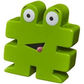 Plastikinė USB laikmena su Jūsų logotipu