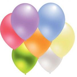 Blizgūs balionai METALLIC