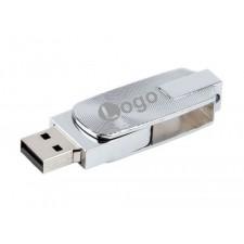 Metalinės USB atmintinės su Jūsų logotipu
