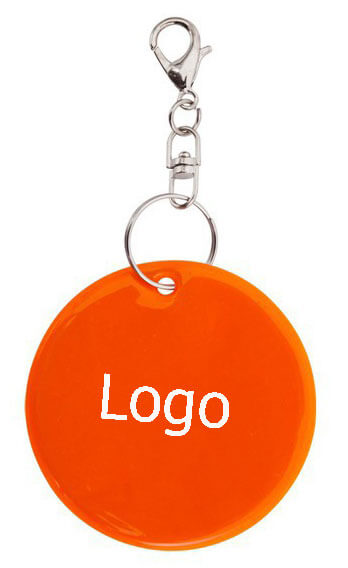 reklaminis atšvaitas su logotipu Mako reklama